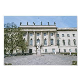 Universidad de Humboldt en Berlín Arte Con Fotos