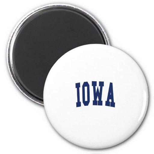 Universidad de Iowa Iman De Nevera