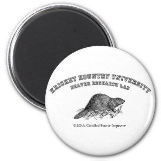 Universidad de Kricket Kountry, laboratorio de inv Imanes
