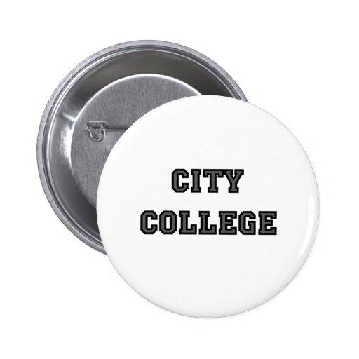 Universidad de la ciudad pins