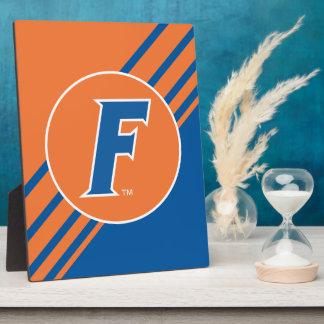 Universidad de la Florida F Placas De Madera
