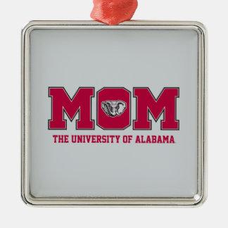 Universidad de la mamá de Alabama Ornamentos Para Reyes Magos