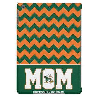 Universidad de la mamá de Miami Carcasa iPad Air