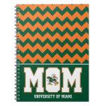 Universidad de la mamá de Miami Cuaderno