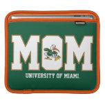 Universidad de la mamá de Miami Fundas Para iPads