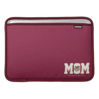 Universidad de la mamá de Minnesota Funda Para Macbook Air