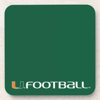 Universidad de la marca del fútbol de Miami Posavaso