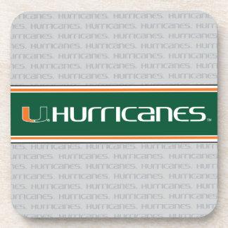 Universidad de la marca secundaria de los huracane posavaso