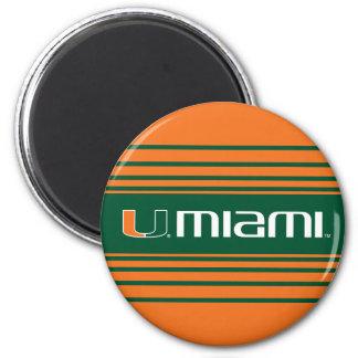 Universidad de la marca secundaria de Miami Miami Imán De Nevera