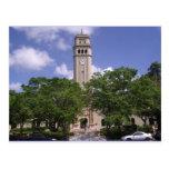 Universidad de la postal de la torre de Puerto