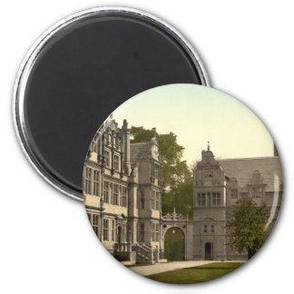 Universidad de la trinidad, Oxford, Inglaterra Imán