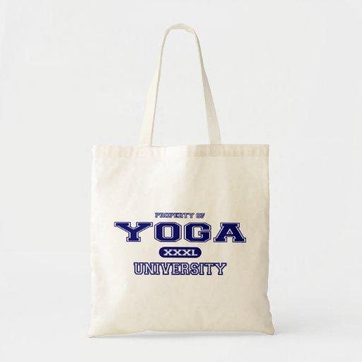 Universidad de la yoga bolsa