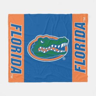 Universidad de los cocodrilos de la Florida Manta De Forro Polar