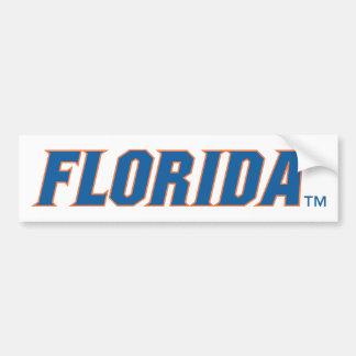 Universidad de los cocodrilos de la Florida Pegatina Para Auto
