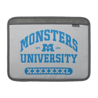Universidad de los monstruos - Est. 1313 Funda MacBook