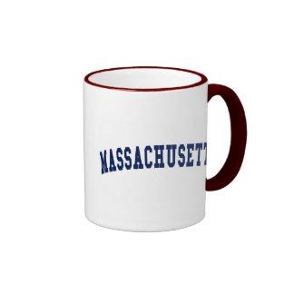Universidad de Massachusetts Taza A Dos Colores
