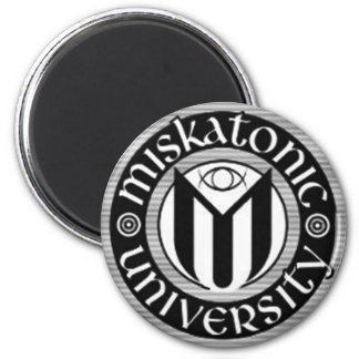 Universidad de Miskatonic Imán Redondo 5 Cm