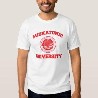 Universidad de Miskatonic Playera