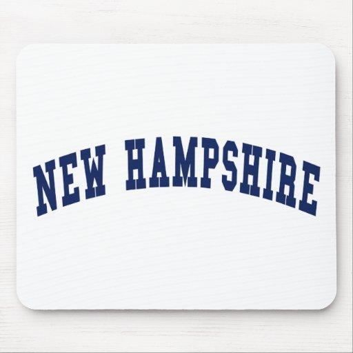 Universidad de New Hampshire Alfombrilla De Ratones
