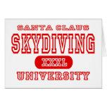 Universidad de Skydiving Tarjetas