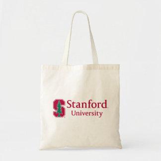 """Universidad de Stanford con el bloque cardinal """"S"""" Bolsa Tela Barata"""