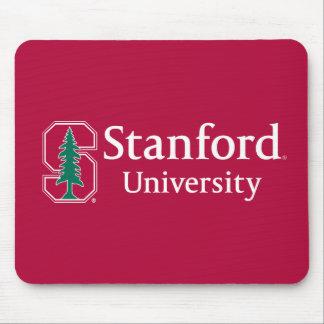 """Universidad de Stanford con el bloque cardinal """"S"""" Tapetes De Raton"""