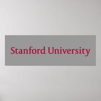 Universidad de Stanford Póster