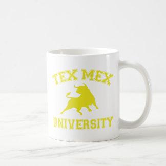 Universidad de Tex Mex Tazas De Café