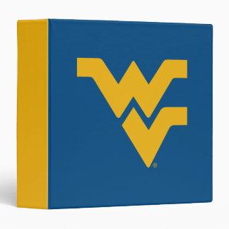 "Universidad de Virginia Occidental Carpeta 1 1/2"""