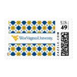 Universidad de Virginia Occidental Franqueo