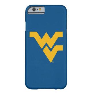 Universidad de Virginia Occidental Funda De iPhone 6 Barely There
