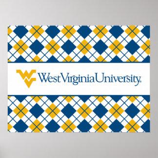 Universidad de Virginia Occidental Impresiones