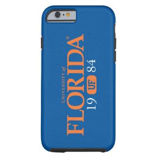 Universidad del año 3 de la clase de la Florida Funda Para iPhone 6 Tough