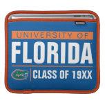 Universidad del año de la clase de la Florida Funda Para iPads