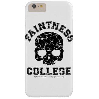 Universidad del Faintness Funda Barely There iPhone 6 Plus