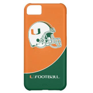 Universidad del fútbol de Miami Funda Para iPhone 5C