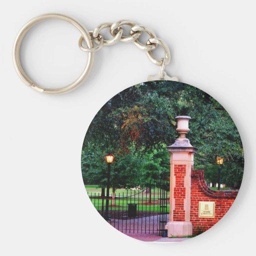 Universidad del llavero de Carolina del Sur