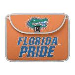 Universidad del orgullo de la Florida Funda Para Macbook Pro