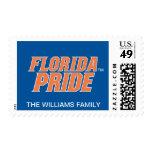 Universidad del orgullo de la Florida Sello Postal