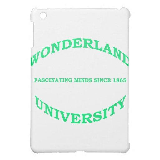 Universidad del país de las maravillas