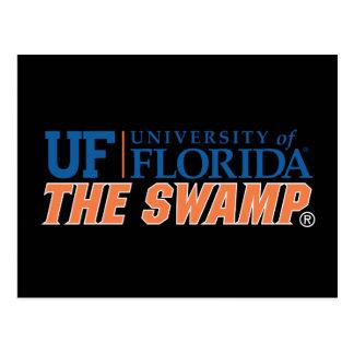 Universidad del pantano de la Florida Tarjetas Postales
