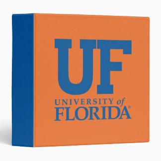 "Universidad del uF de la Florida Carpeta 1 1/2"""