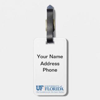 Universidad del uF de la Florida - nación del coco Etiquetas Bolsas