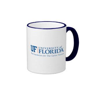 Universidad del uF de la Florida - nación del Taza De Dos Colores