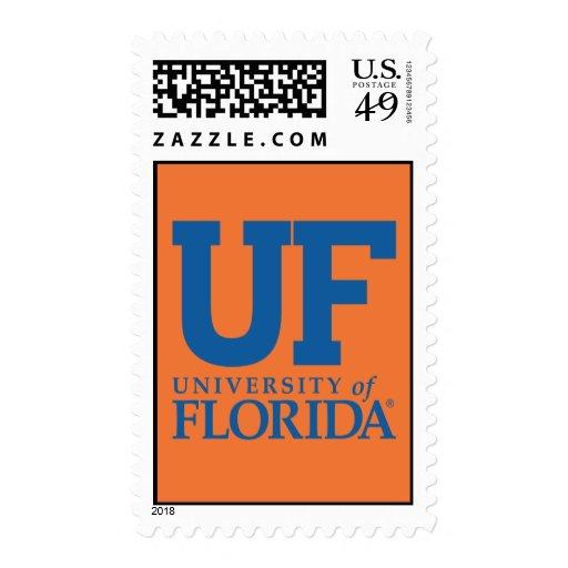 Universidad del uF de la Florida Timbre Postal