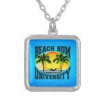 Universidad del vago de la playa grimpola personalizada