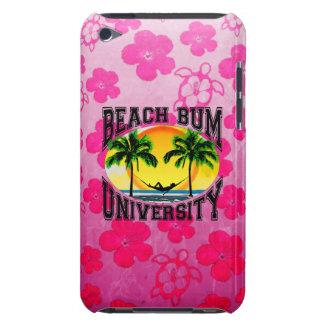 Universidad del vago de la playa iPod Case-Mate fundas