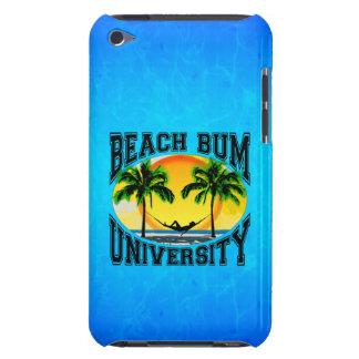 Universidad del vago de la playa iPod touch Case-Mate cobertura