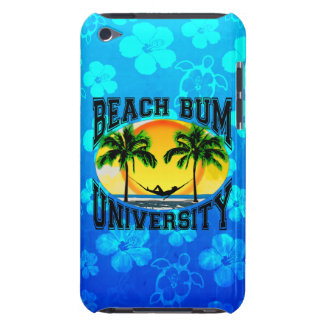 Universidad del vago de la playa iPod Case-Mate cárcasa