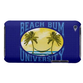 Universidad del vago de la playa Case-Mate iPod touch fundas